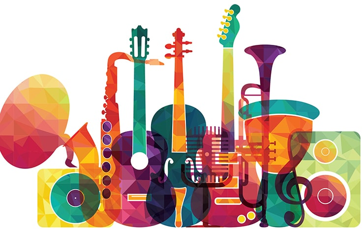 لیست بهترین آموزشگاه موسیقی غرب تهران